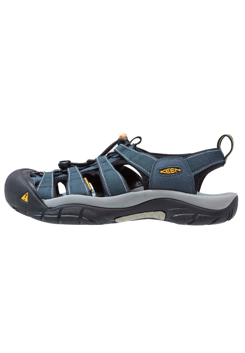 Keen - NEWPORT H2 - Walking sandals - navy/medium grey
