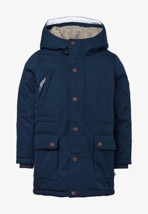 Winter coat - dark sapphire