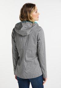 Schmuddelwedda - Outdoor jacket - gray melange - 2