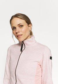 Icepeak - AMBROSE - Training jacket - light pink - 3