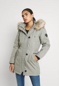 ONLY - ONLIRIS  - Winter coat - shadow - 0