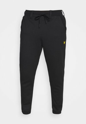 GOLF TRACK PANTS - Trousers - true black
