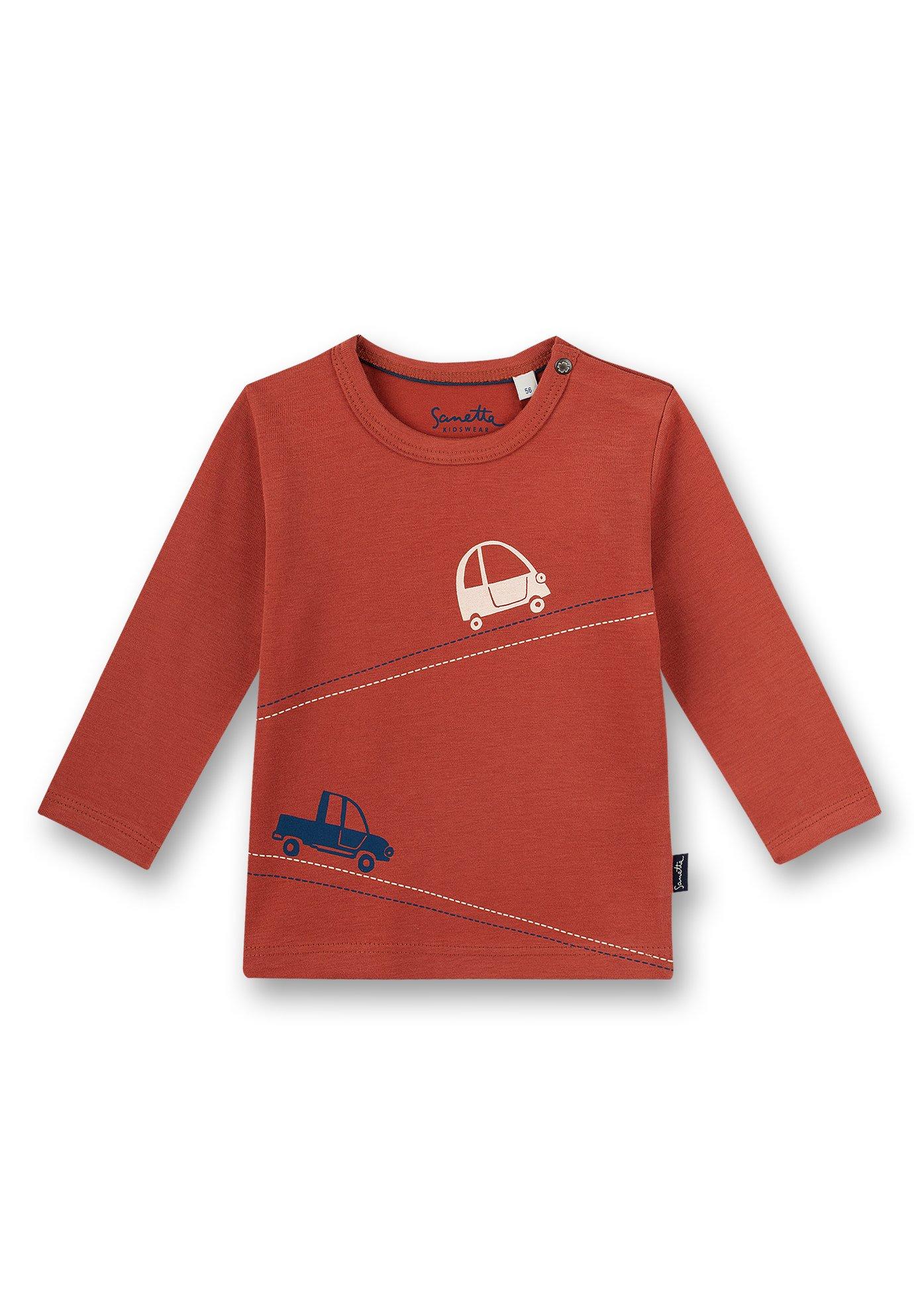 Kinder LANGARM LITTLE CAR  - Langarmshirt