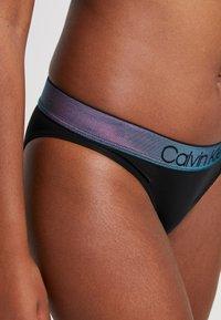 Calvin Klein Underwear - TONAL LOGO BIKINI - Kalhotky - black - 4