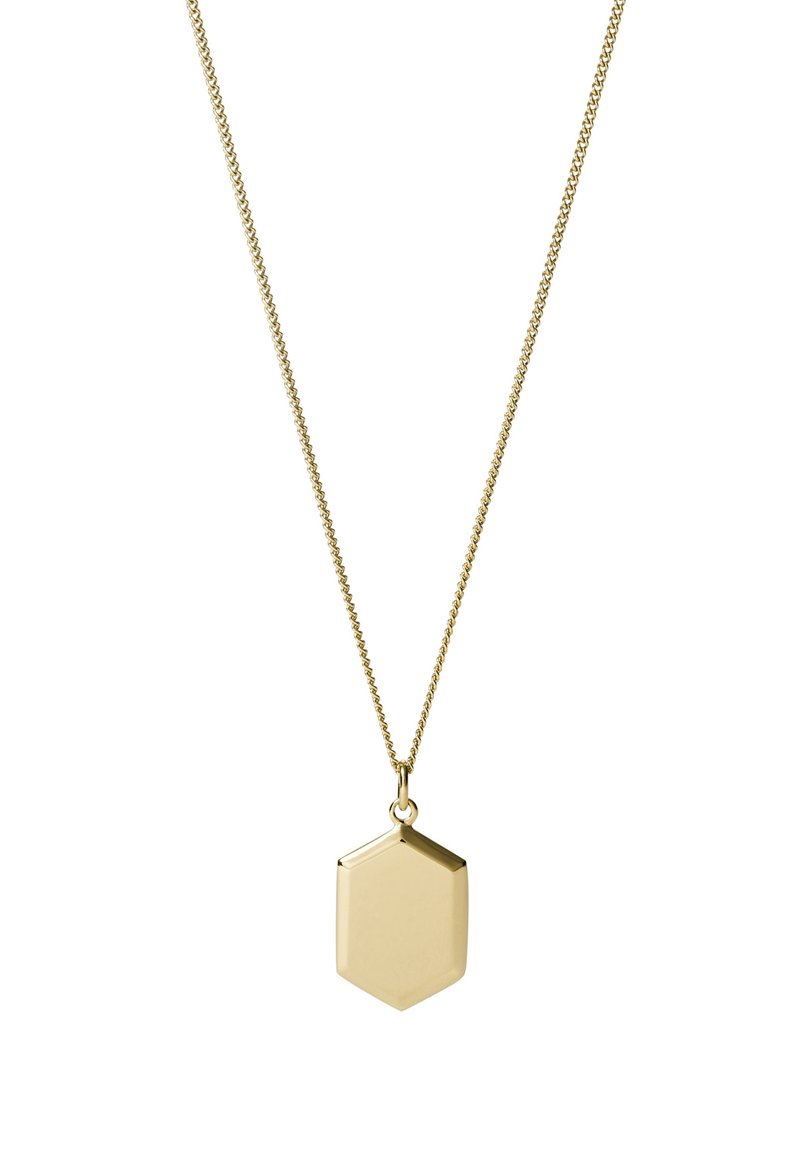 Fossil - VINTAGE ICONIC - Necklace - gold