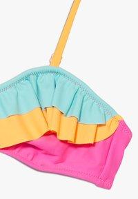 Sunuva - TEEN GIRLS COLOUR BLOCK - Bikini - pink - 3