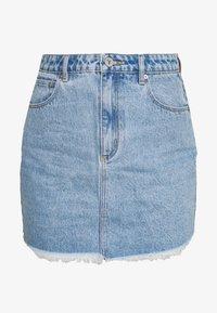 Abrand Jeans - SKIRT - Denim skirt - esmeralda - 3