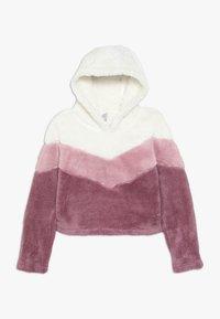 Friboo - Fleecepullover - gardenia/pink - 0