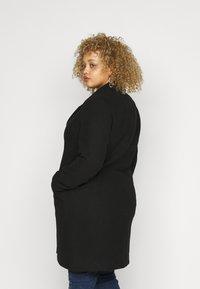 Vero Moda Curve - VMCALACINDY JACKET - Classic coat - black - 2