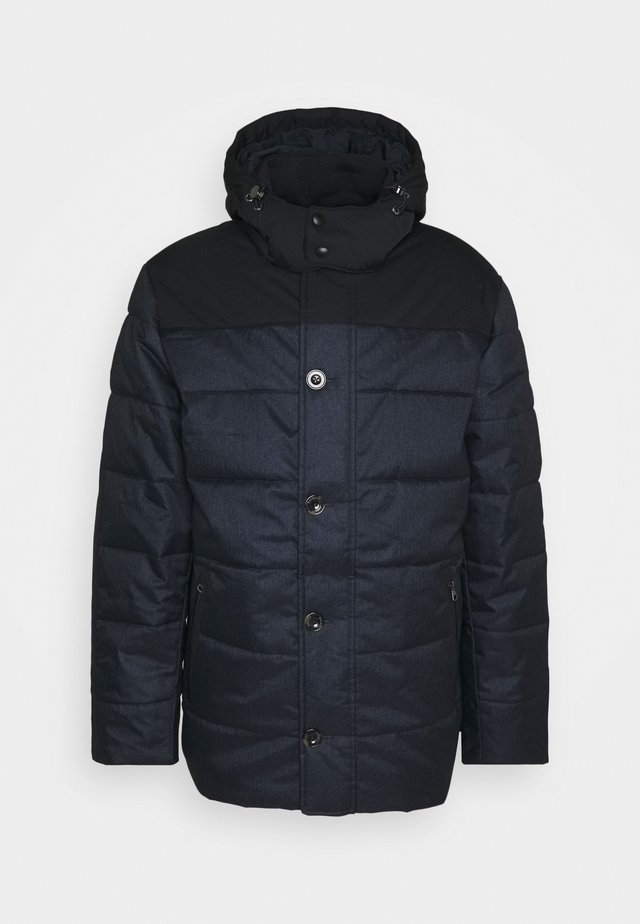 CLASSIC PUFFER - Winter jacket - navy