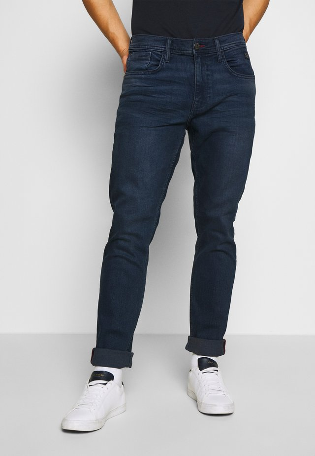 TWISTER - Slim fit jeans - denim black blue