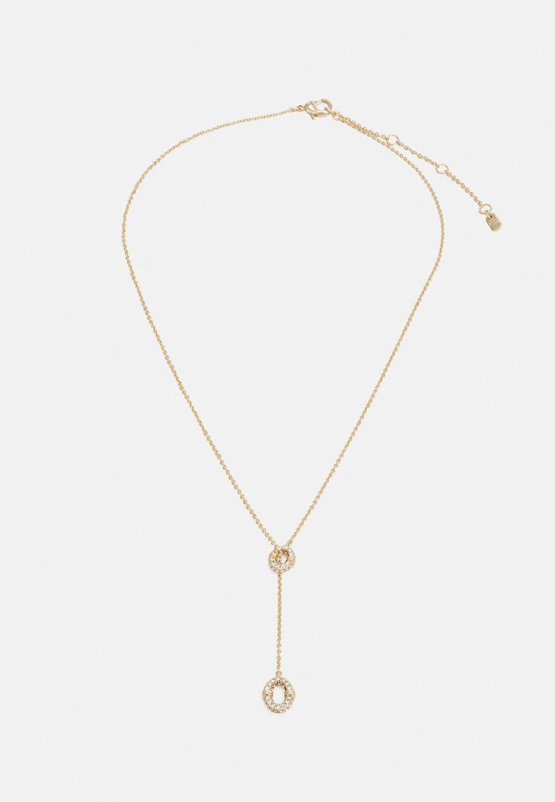 Lauren Ralph Lauren - LONG LINK YNECK - Necklace - gold-coloured