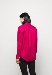 Polo Ralph Lauren - PIECE DYE - Button-down blouse - sport pink - 2