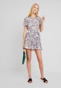 NAF NAF - KATE - Wrap skirt - imprime - 1
