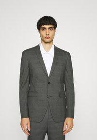 Esprit Collection - GLENCHECK - Suit - dark grey - 2