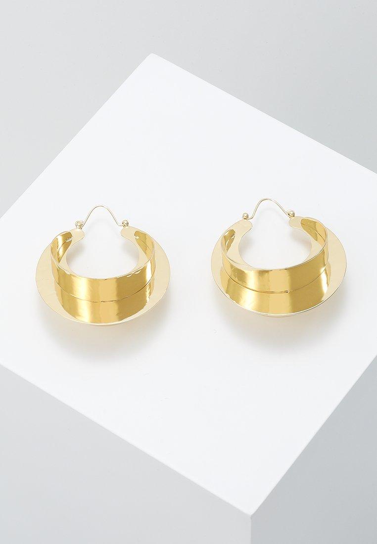 Pilgrim - EARRINGS - Kolczyki - gold-coloured