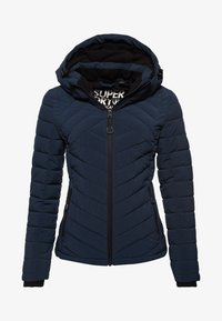 Superdry - Winter jacket - royal blue - 5