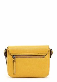 Tamaris - ALESSIA - Across body bag - yellow - 2