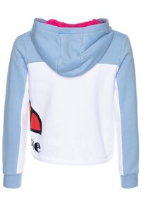 Ellesse - ARBELA - Mikina na zip - light blue - 1