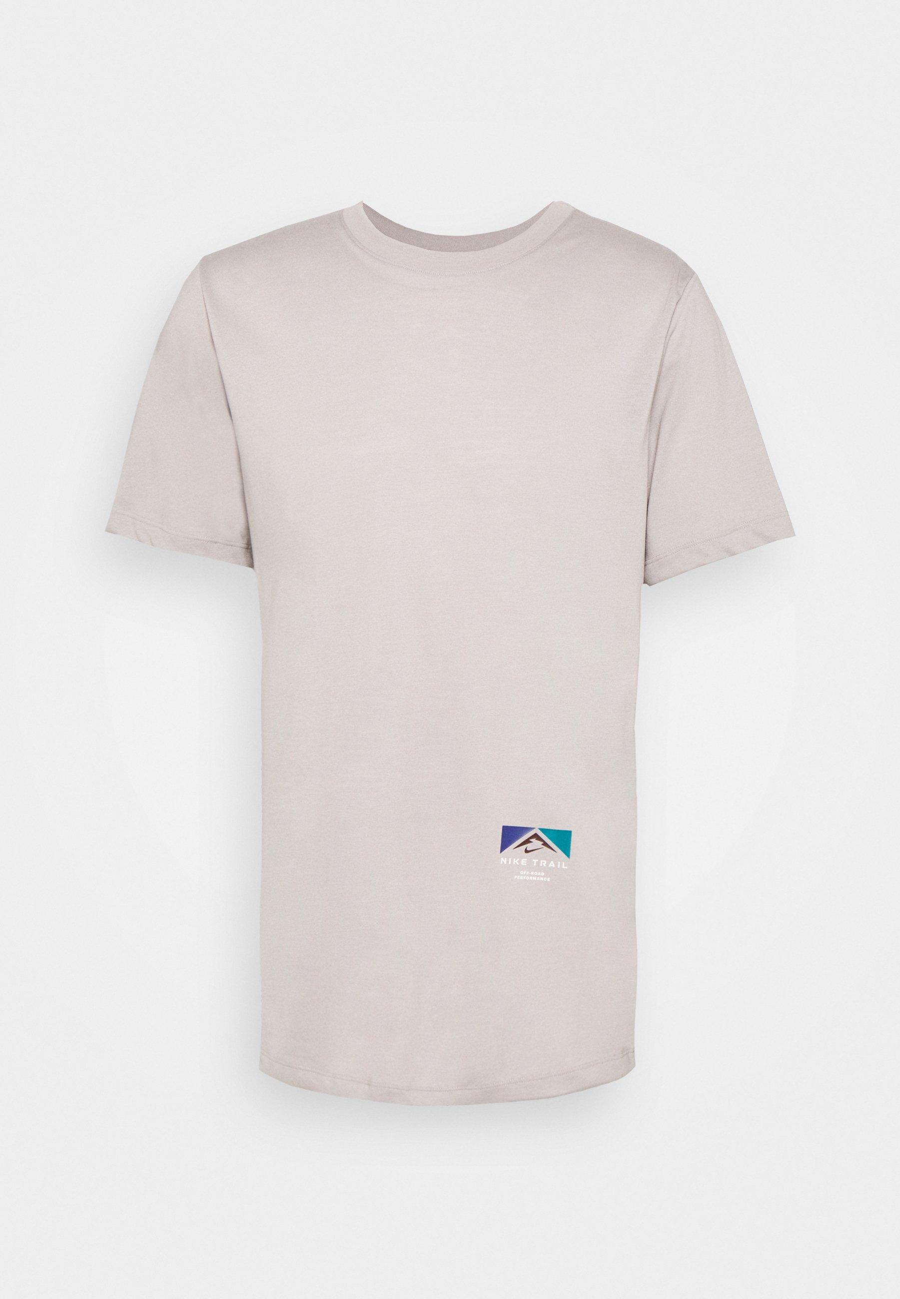 Homme TEE TRAIL - T-shirt imprimé