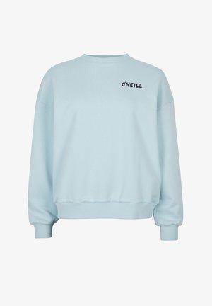 PACIFIC OCEAN - Sweatshirt - iced aqua