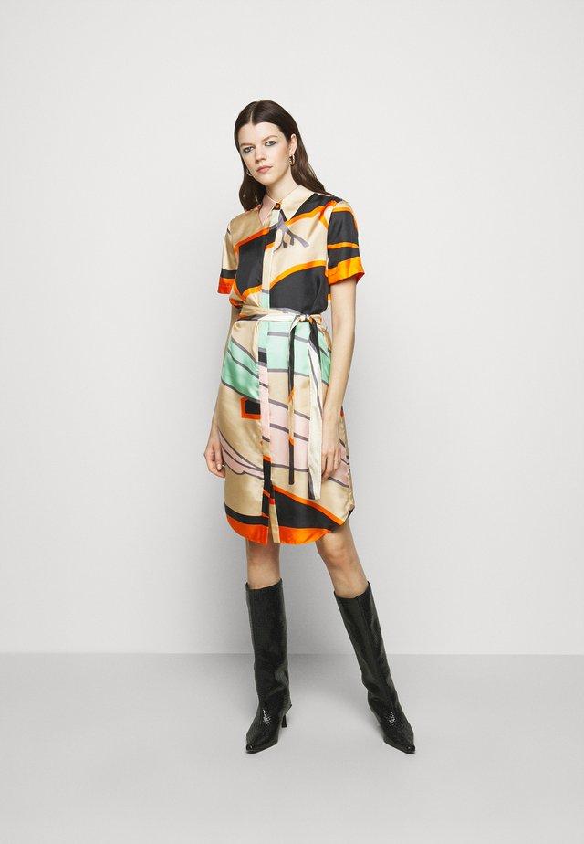 ARI - Vestido camisero - multi-coloured