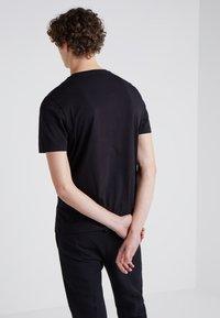 HUGO - DOLIVE - T-shirt print - black - 2