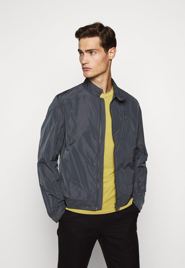 AYREY CASUAL - Summer jacket - dusk grey