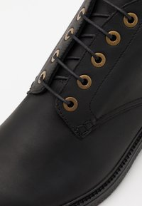 Hudson London - BRIGGS - Lace-up ankle boots - black - 5