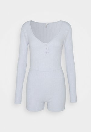 STAY CUTE PLAYSUIT - Overal - light blue
