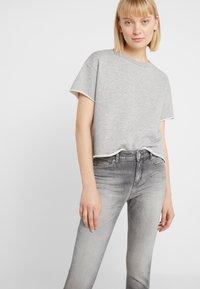 DRYKORN - NEED - Jeans Skinny - grey denim - 3