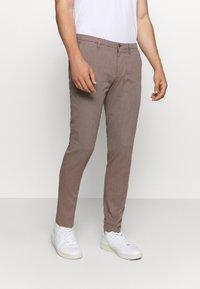 Cinque - CIBRODY TROUSER - Kalhoty - beige - 0