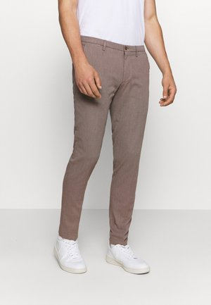 CIBRODY TROUSER - Trousers - beige