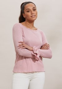 Odd Molly - GLADYS - Long sleeved top - pink mauve - 2