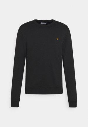 TIM CREW - Sweatshirt - black