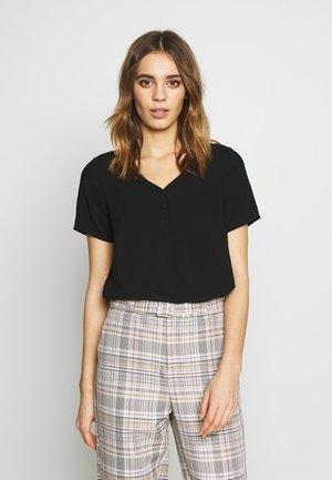 VMNINA  - Print T-shirt - black