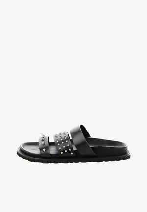 COLTARO - Pantofle - black