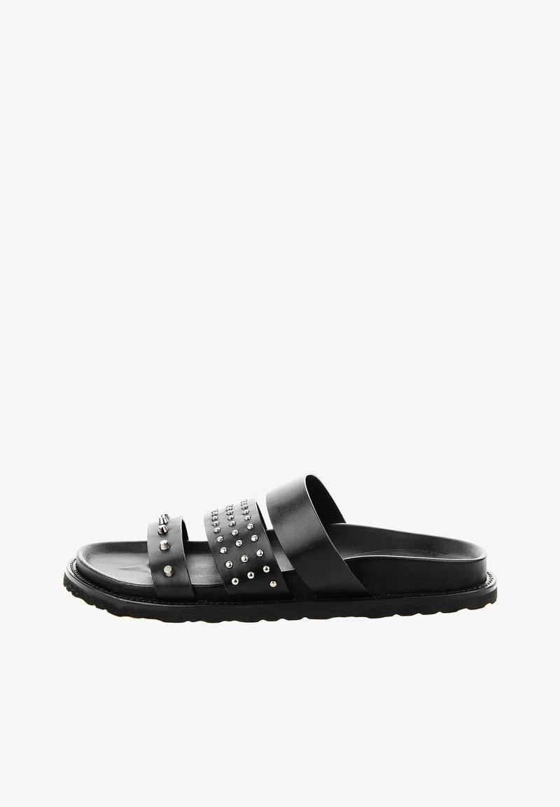 PRIMA MODA - COLTARO - Pantofle - black