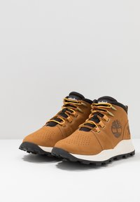 Timberland - BROOKLYN CITY MID - Sneaker high - light brown - 2