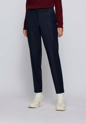 TILUNA - Pantaloni - open blue