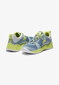 Timberland - SOLAR WAVE LOW - Trainers - ashley blue - 0