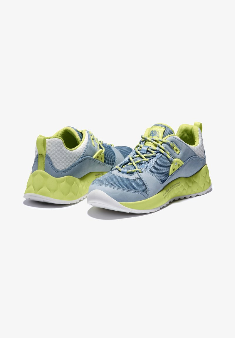 Timberland - SOLAR WAVE LOW - Trainers - ashley blue