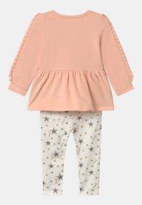 Guess - ACTIVE SET - Sweatshirt - light pink - 1