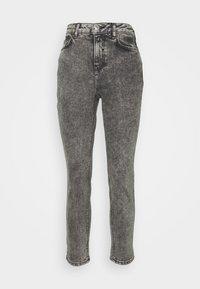 New Look Petite - ACID MOM SANT - Džíny Slim Fit - dark grey - 4