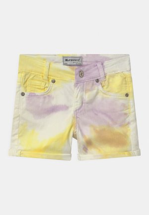 GIRLS - Denim shorts - lila
