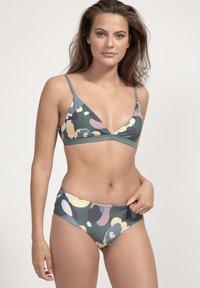 boochen - AMAMI - Bikini top - green - 3