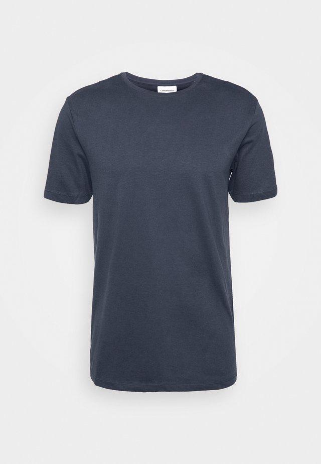 BASIC TEE - Basic T-shirt - dark blue