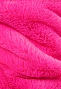 Bershka - MIT KAPUZE - Fleece jacket - neon pink - 5