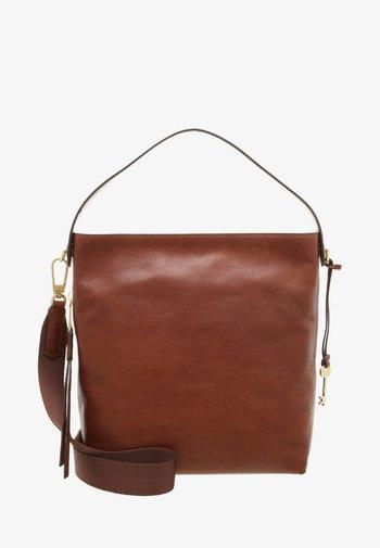 MAYA  - Tote bag - brown