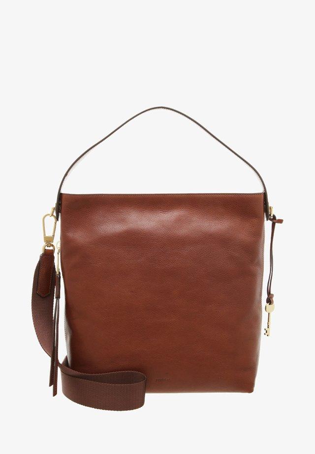 MAYA  - Shopping Bag - brown